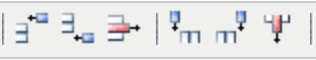 the insert/delete buttons on the wysiwyg toolbar