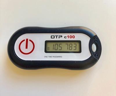 OTP hardware token image