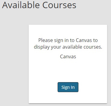 TurningPoint log in to Canvas