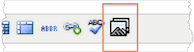 The Add Media icon in the HTML Editor toolbar.