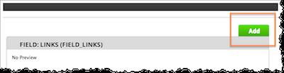 Screenshot of the Add button.