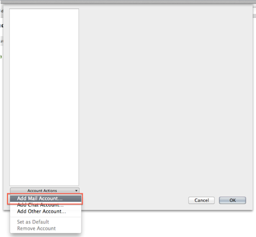 Example of the large dialog window that provides context but only has one small part that is relevant.