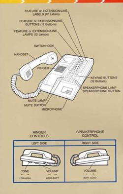 Phone settings diagram